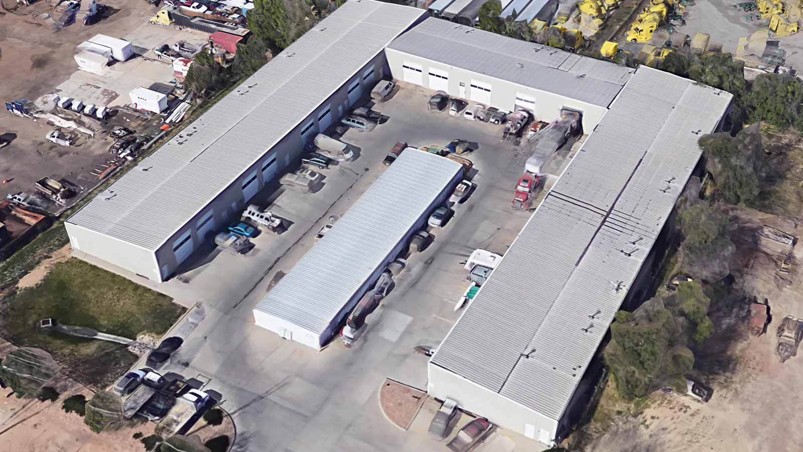 York Street Storage Units Denver Commercial Real Estate for lease