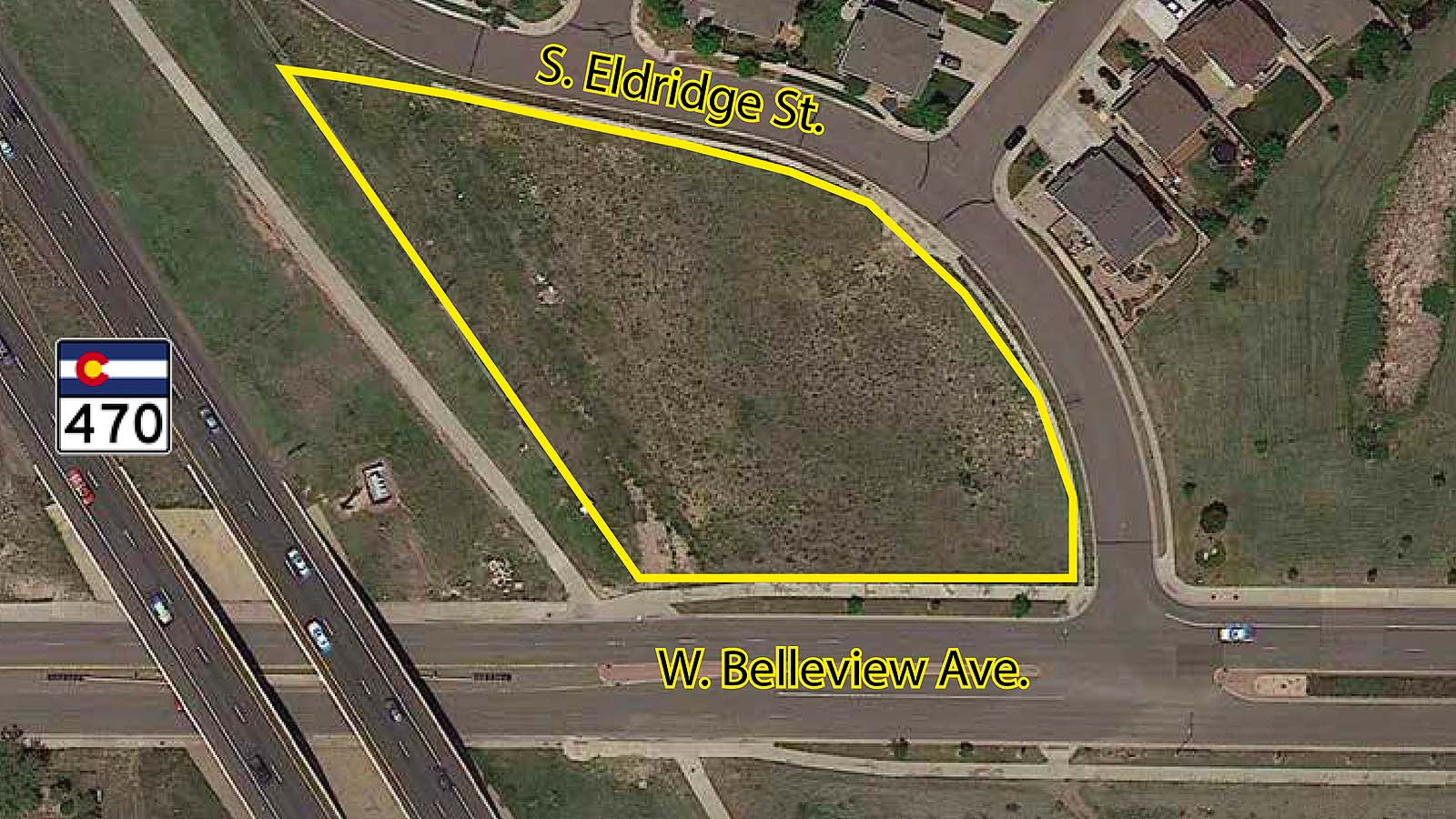 Vacant Land for Sale C-470 Belleview Ave